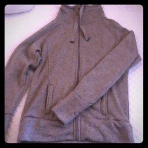 Danskin Women's workout jacket; sz. MED (8/10)